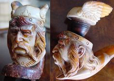A Courrieu version of the Vercingetorix pipe E Pipe, Meerschaum Pipe, Smoking Pipes, Faces, Pipes, Liqueurs, Face, Pipe Smoking, Facial