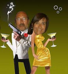 Bodas de plata de Jose Luis y Ana