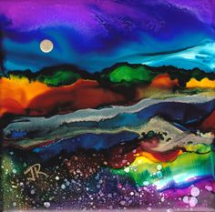 June Rollins' Art Blog--tips & tutorials