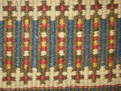 theswedishknot | krokbragd | wool | Minnesota, U.S.A.
