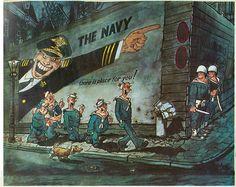 Jan Sanders T kan verkeren 1978 ill p 18 The navy by janwillemsen, via Flickr