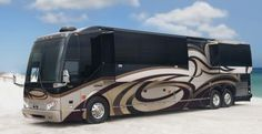 New Luxury Motorcoach | 2012 Prevost 43-45 | Custom Coaches-Liberty Coach