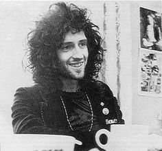 Dr. Brian May of Queen
