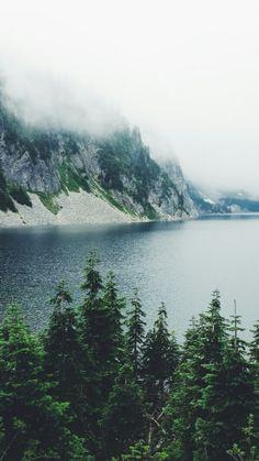 Snow Lake, Snoqualmie Pass, WA