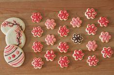 Decorar galletas con la propia masa de las galletas, ¡¡qué buena idea!!