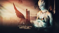 Mass Effect - Liara - Refuse by v3par.deviantart.com on @deviantART