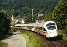 Austria and Germany train pass