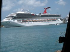 Carnival Victory~October 2010~Southern Caribbean