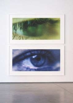 Sam Samore.   Eyes. Green or Blue
