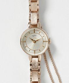 【ZOZOTOWN】agete(アガット)の腕時計「ラウンドフェイスウォッチ【AGETENO.50YG時計】」(10172120028)を購入できます。