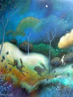 'Between' by Amanda Jane Clark
