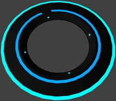 Tron Disk Model -with video by ddrmaxman Oracle Cloud, Clouds, Deviantart, 3d, Model, Scale Model, Models, Template