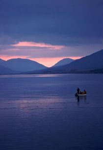 """""""055 sunset in scotland"""" Photography by patrick king buy now as poster, art print and greeting card.."""