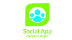 Shop Chat Logo - Logos & Graphics