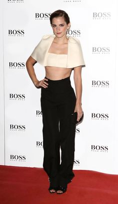 Best Dressed: Emma Watson (September 2013)