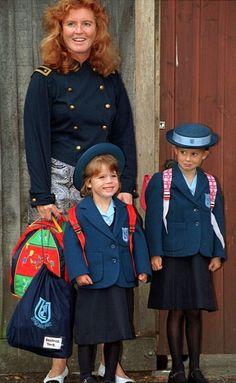 Sarah and her girls