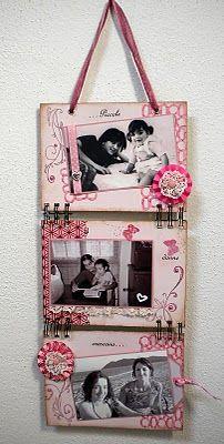 Mini Hanging Album