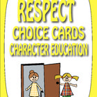 Respect is an important social skill for students to learn to enable successful relationships at school, at home, and in the community. Included ar...