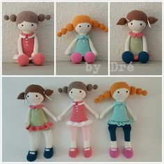 dudu toy factory dolls #amigurumi #handmadedoll #dudutoyfactory #dollmarine
