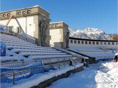 Olympic ski stadium, 1936  Garmish, Germany