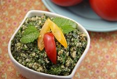 Try Delicious Lemon Balm Pesto-A part of the Mediterranean Diet