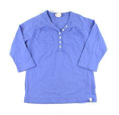 blue shirt, blue t-shirt, MEC for girls, MEC shirt