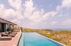 ALILA VILLAS ULUWATU, Found on the surf-rich waters of the Bukit Peninsula, this eco-friendly and upscale resort is an ideal secluded getaway with the services and facilities of a true 5-star resort. http://www.theluxurylisting.com/alila-villas-uluwatu-bali/