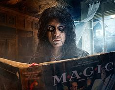 """Check out this @Behance project: """"Alice Cooper"""" https://www.behance.net/gallery/24568777/Alice-Cooper"""