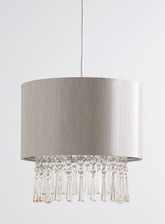 Photo 3 of Neutral Shari Droppers easyfit Ceiling Light