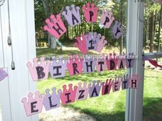 princess birthday party ideas for girls | Princess birthday party ideas and photos submitted by: