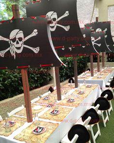 D-Party Piratas