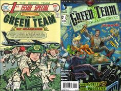 This week's other 'Green' book: 'Green Team: Teen Trillionaires'   - Robot 6 @ Comic Book Resources