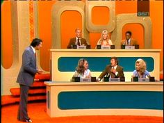 The Match Game! I have to watch this at 8:00 am. Or I'll DVR it! This show is absolutely hilarious!!
