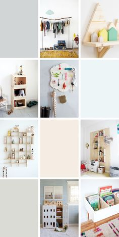 8 DIY STORAGE IDEAS FOR KIDS' ROOMS AND NURSERIES | palettes and passports blog