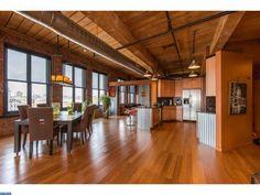 1147-53 N 4th St #5f, Philadelphia, PA 19123. 2 bed, 2 bath, $550,000. Once a Cigar factory...