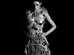 Makerbot, NY Fashion Week, fashion, 3D printed, 3D printing, wearable technology,