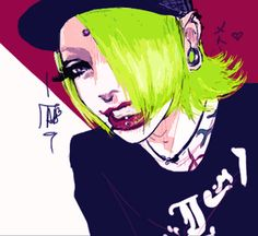 Meto fan-art