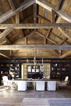 21 Chic Chalet Interiors | The Study
