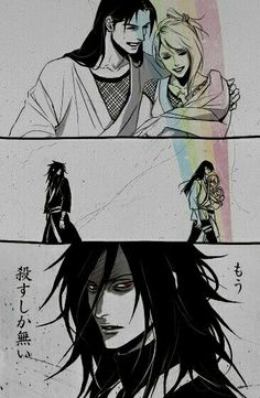 madara and hashirama and mito - photo #1