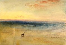Joseph Mallord William Turner 'Dawn after the Wreck', c.1841 © Courtauld Institute Gallery, London