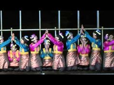 Indonesian traditional dance: Saman dance from Aceh - YouTube