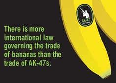 What's the deal with bananas and the global arms trade?   Oxfam America The Politics of Poverty Blog