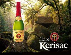 Cidre Kerisac, produit en Loire-atlantique
