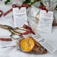 Make your own simmering holiday potpourri - Flavour and Savour