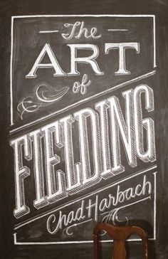 A book about baseball? Not really my cup of tea I hear you say. But don't be fooled – this is no ordinary, testosterone fuelled novel. http://www.savistamagazine.com/article/book-review-the-art-of-fielding