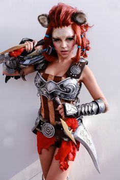 Archeage ferre cosplayer