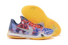 18549dcaec1f Buy Nike Kobe 10 X USA Independence Day University Red Reflect Silver-Photo  Blue from Reliable Nike Kobe 10 X USA Independence Day University Red  Reflect ...
