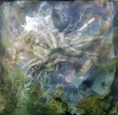 """A Closer Look"" Series of 5 paintings"
