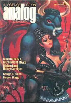 Analog Science Fiction & Science Fact  May 1976