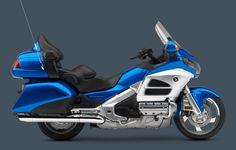 2013 Honda Goldwing #GL1800 #goldwing #honda #2013